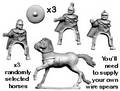 Photo of Carthaginian Cavalry with Spears (ANC007)