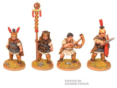 Republican Roman Legionary Command