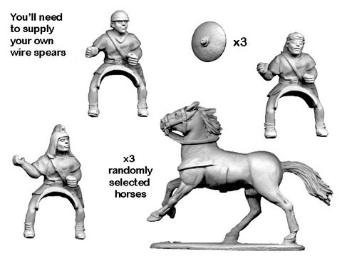 Spanish Light Cavalry