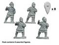Photo of Byzantine Peltasts in Quilted Armour (DAB010)