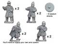 Photo of Spanish Spearmen in Chain (8) (DAE001)
