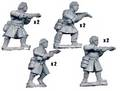 Photo of Unarmoured Spanish Crossbowmen (8) (DAE014)