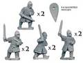 Photo of Dismounted Norman Knights with Swords (DAN010)