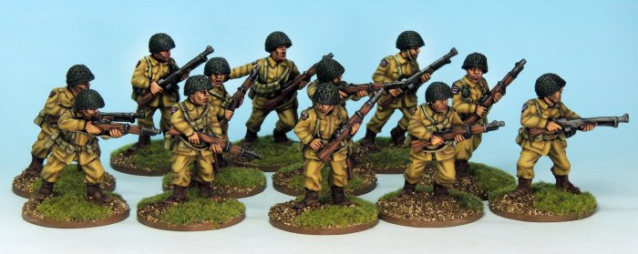 US Airborne Platoon Deal