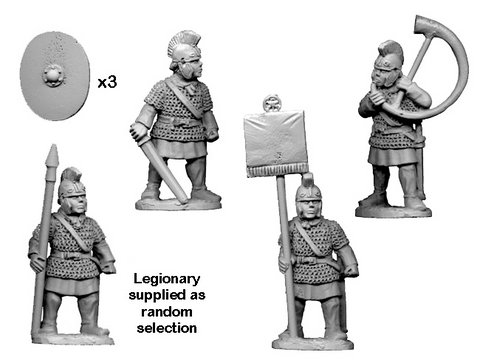 Late Roman Legionary Command