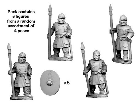 Late Roman Legionary Spearmen