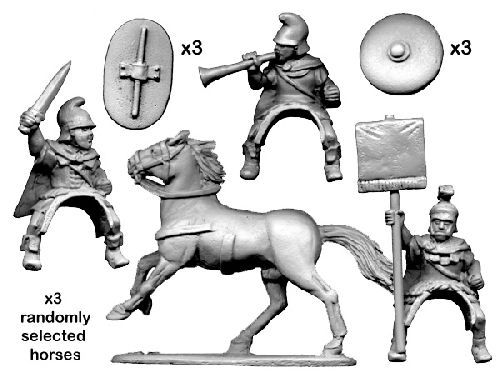 Armoured Thracian Cavalry Command
