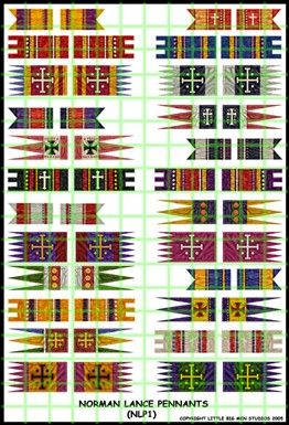 Norman Lance Pennants