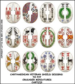 Carthaginian Veterans Shield Transfers