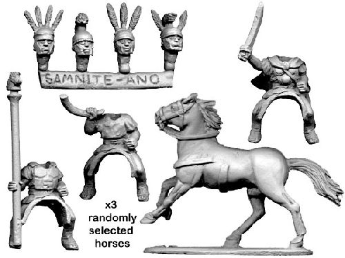 Oscan Cavalry Command