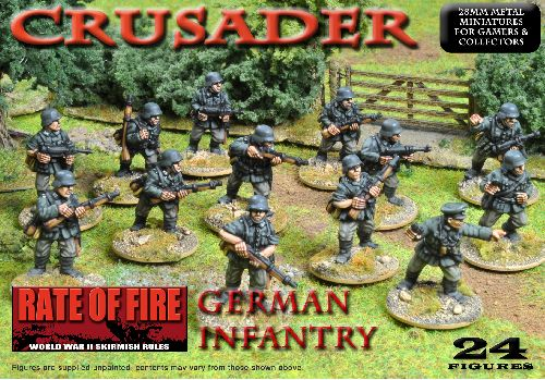 Early War Germans