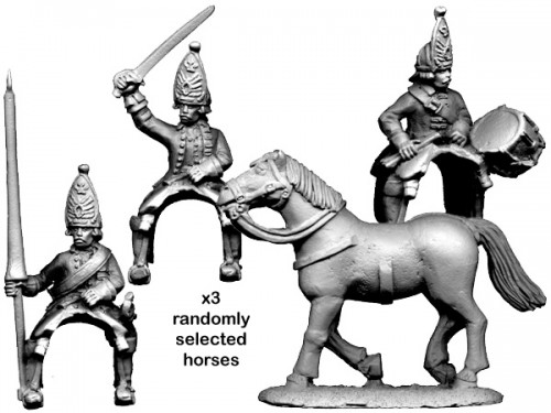 SYW Russian Mounted Grenadier Command