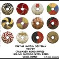 Photo of Viking Shield Transfers (rim2) (VIK(C RIM)2)
