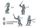 Photo of Dismounted Knights with Swords (MEH005)