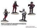 Photo of Unarmoured Pikemen (8) (MEW001)