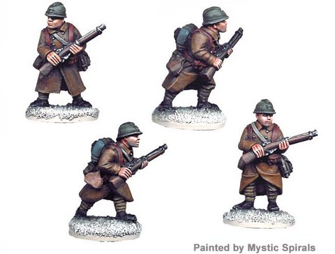 French Riflemen I