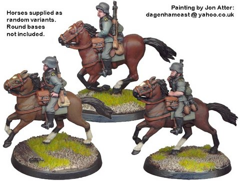 German Cavalry