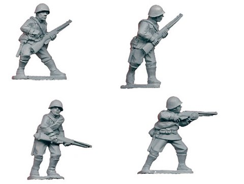 Russian Infantry I
