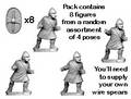Photo of Unarmoured Citizen Spearmen (ANC002)