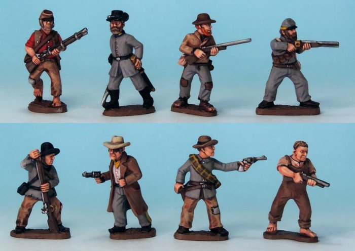 Bushwhackers (Dismounted)