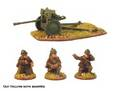 Photo of French 25mm AT Gun & 3 Crew (WWF020)